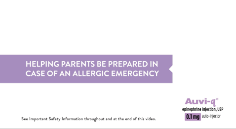 How to prepare for an allergic emergency